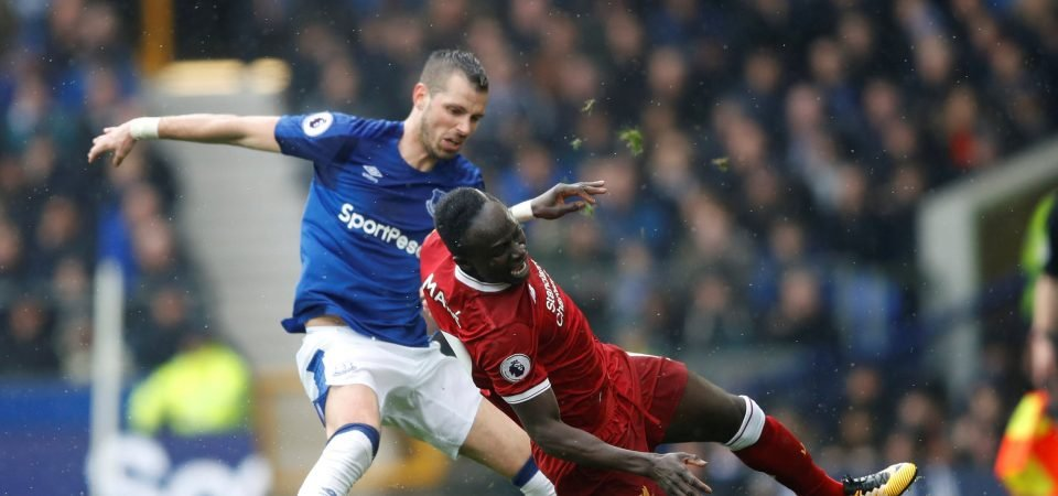 Everton fans surprised by Schneiderlin's performance against Liverpool