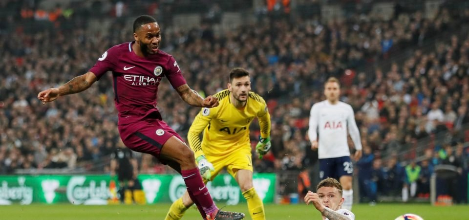 Sterling's performance against Tottenham should silence the critics