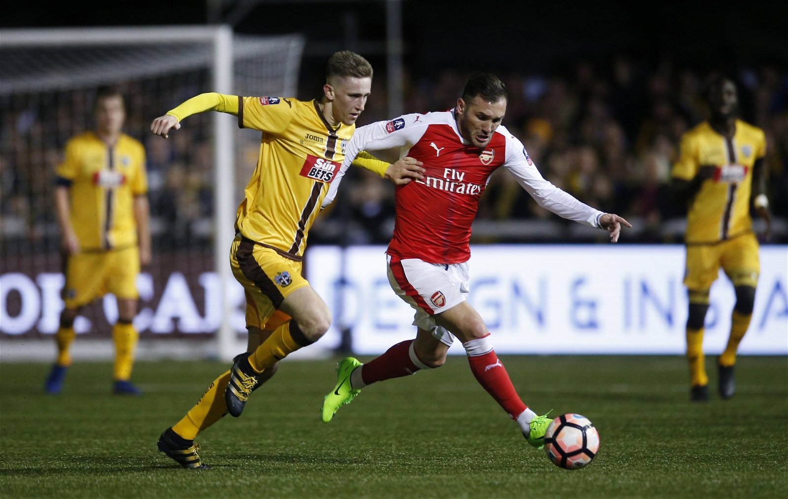 Why Newcastle should be targeting Arsenal's Lucas Perez this summer