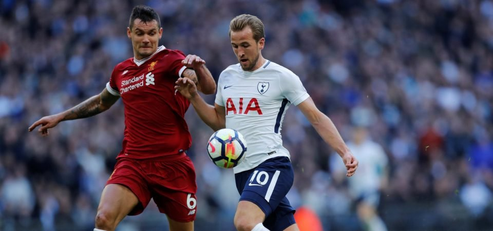 Tottenham fans bash Liverpool after topping them again