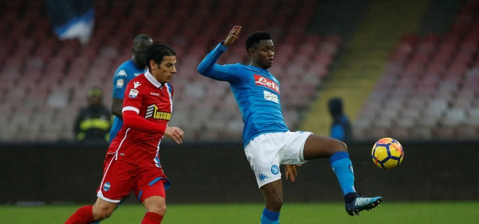 Revealed: Majority of Liverpool fans want powerful Diawara added to midfield this summer