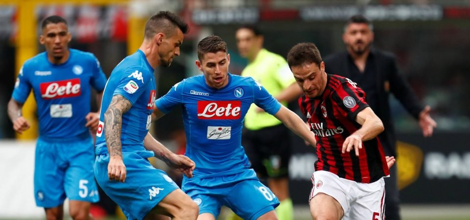Liverpool fans frustrated by Barcelona's interest in Jorginho