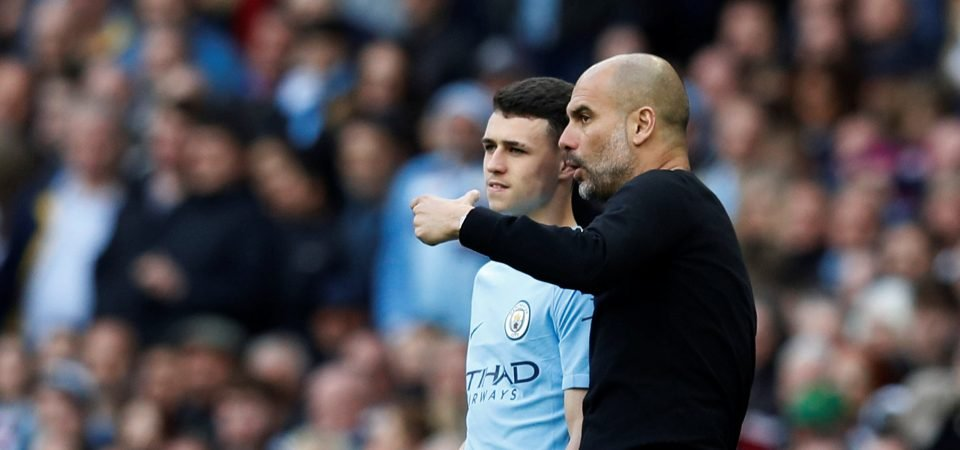 Foden to be handed new Manchester City contract, fans react