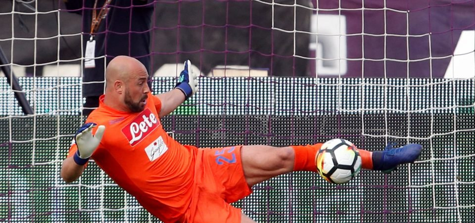 Revealed: Tottenham Hotspur fans divided on idea of moving for Pepe Reina