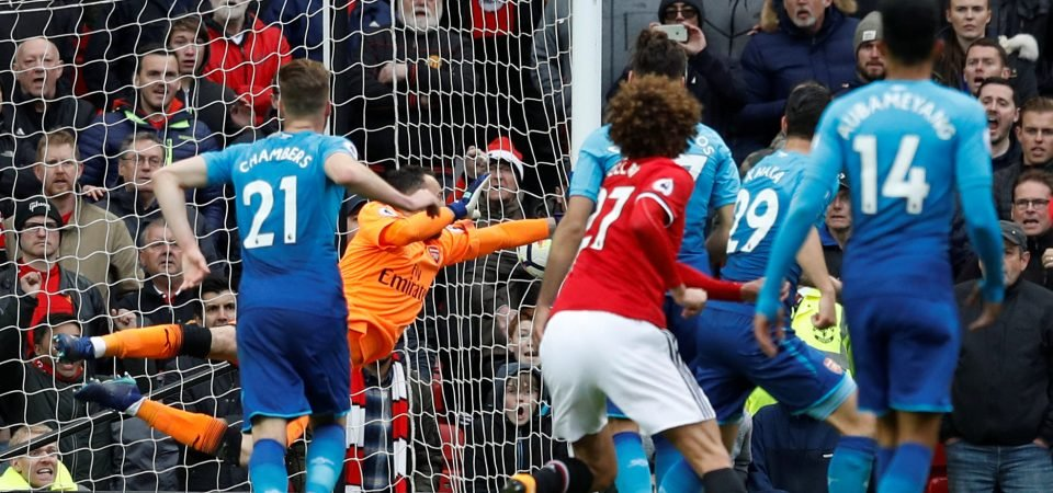 Man United should do all they can to keep Fellaini