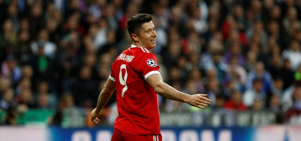 Chelsea cannot hope to attract Lewandowski without Champions League football