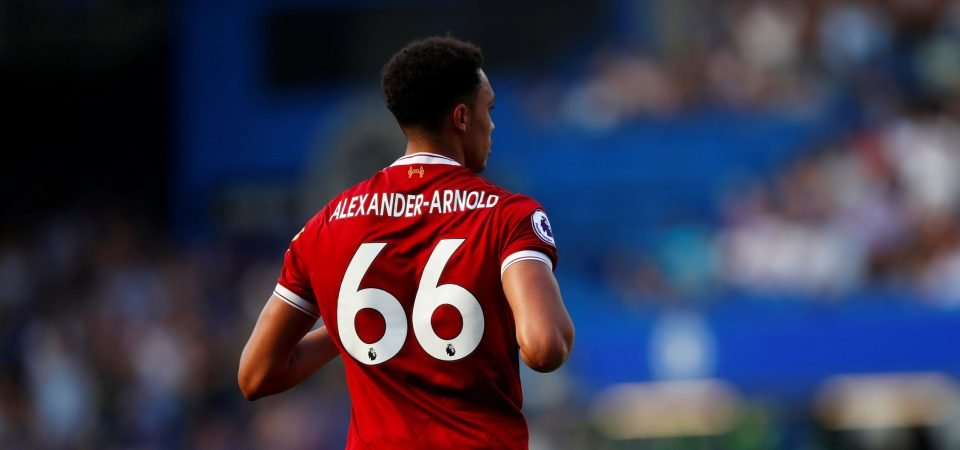 Revealed: Small majority of Liverpool fans would pick Alexander-Arnold over Clyne for Champions League final