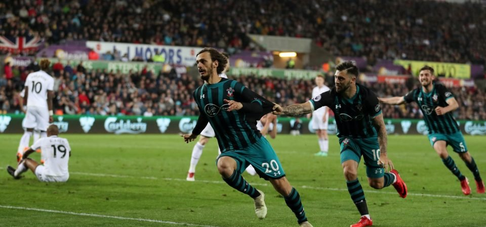 Southampton fans turn all their attention to Gabbiadini following dramatic result