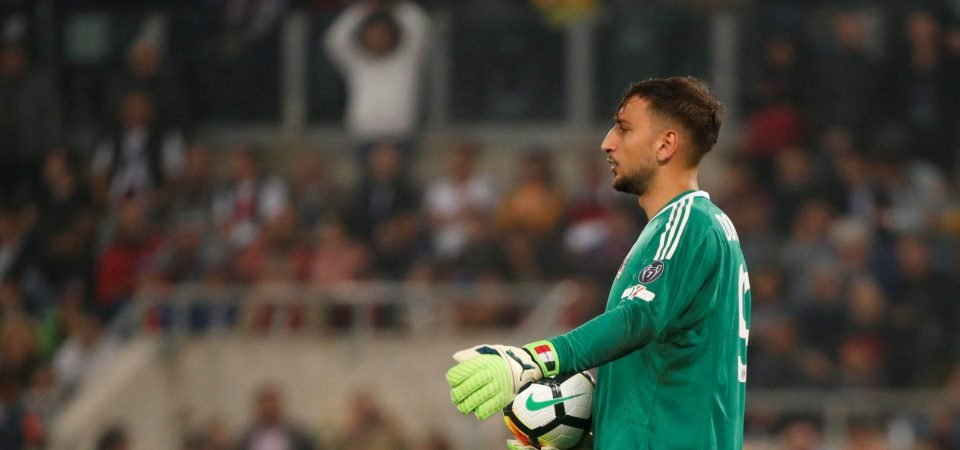Revealed: 54% of Chelsea fans think Donnarumma should be Courtois' replacement