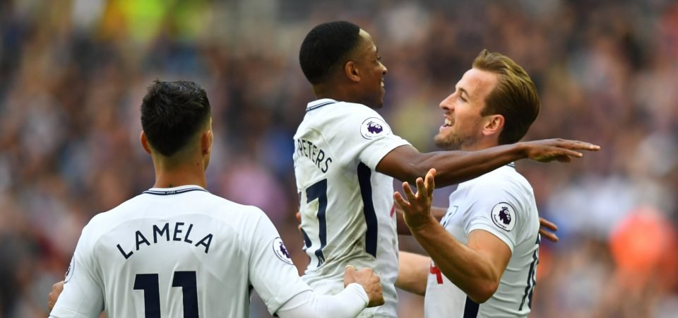 Walker-Peters shines for Tottenham against Leicester