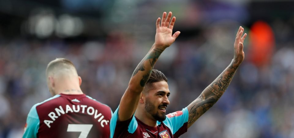 West Ham must build around Lanzini next season