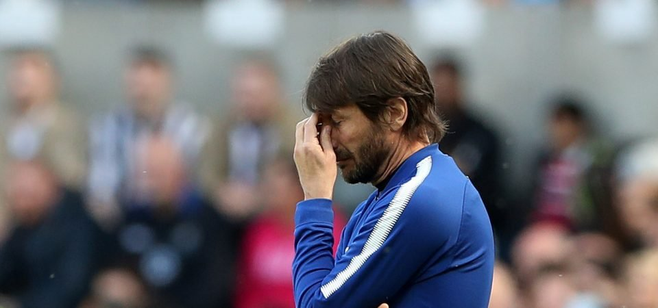 Conte provides frosty response to Chelsea's Champions League failure, fans react