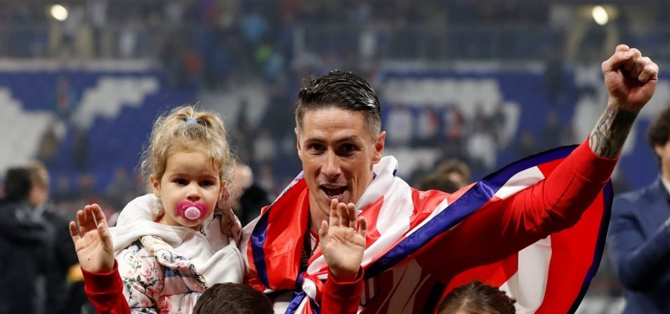 Liverpool fans reflect on relationship with Torres after striker lifts Europa League trophy