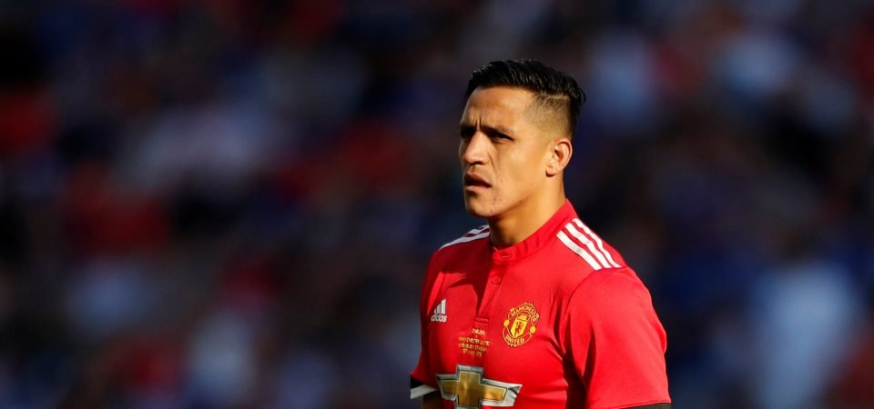 Arsenal fans mock Sanchez following Manchester United's FA Cup failure