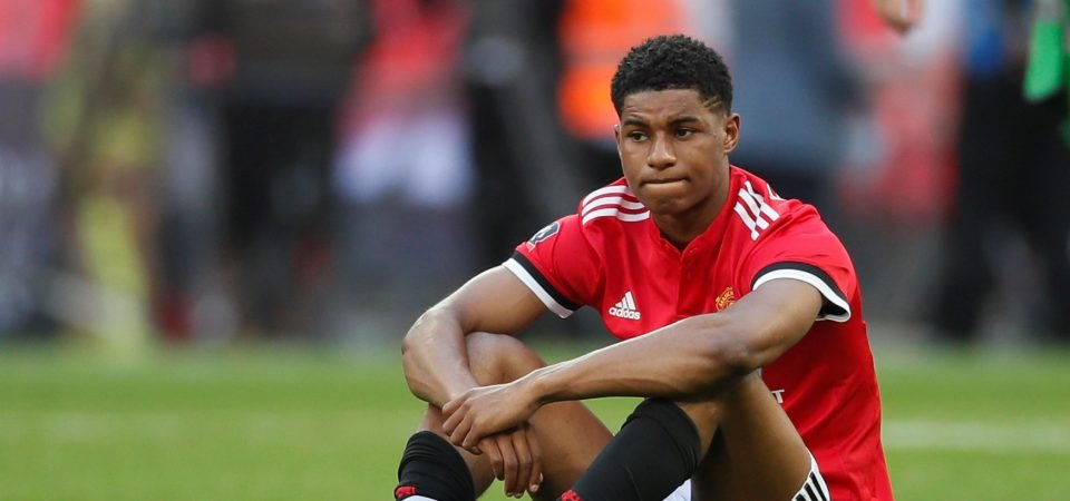 Manchester United fans have no time for Rashford following poor display against Chelsea