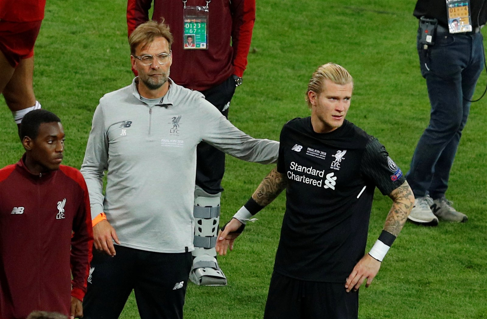 Jurgen Klopp is the perfect manager to rehabilitate Loris Karius