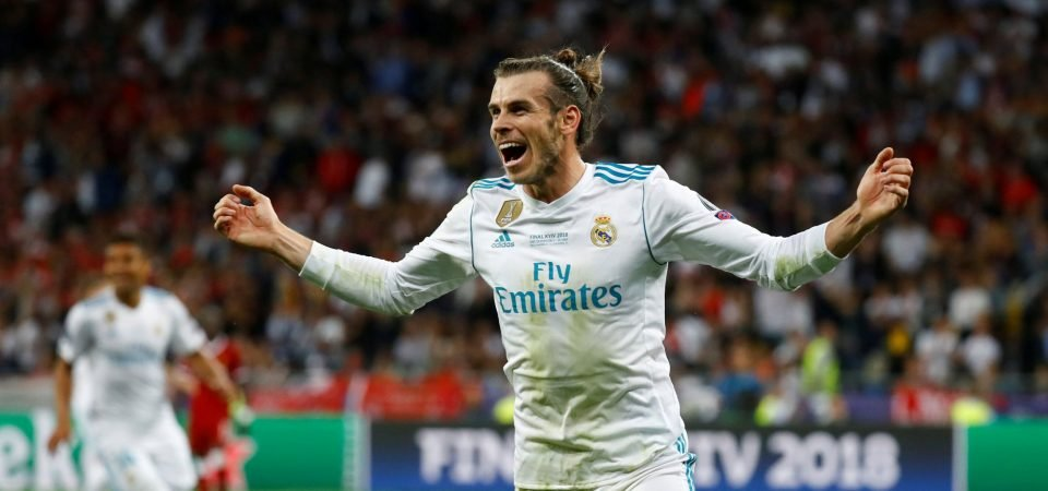 Tottenham fans are freaking out about Bale update