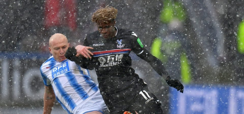 Everton can finish in the top six next season if they seal Wilfried Zaha deal