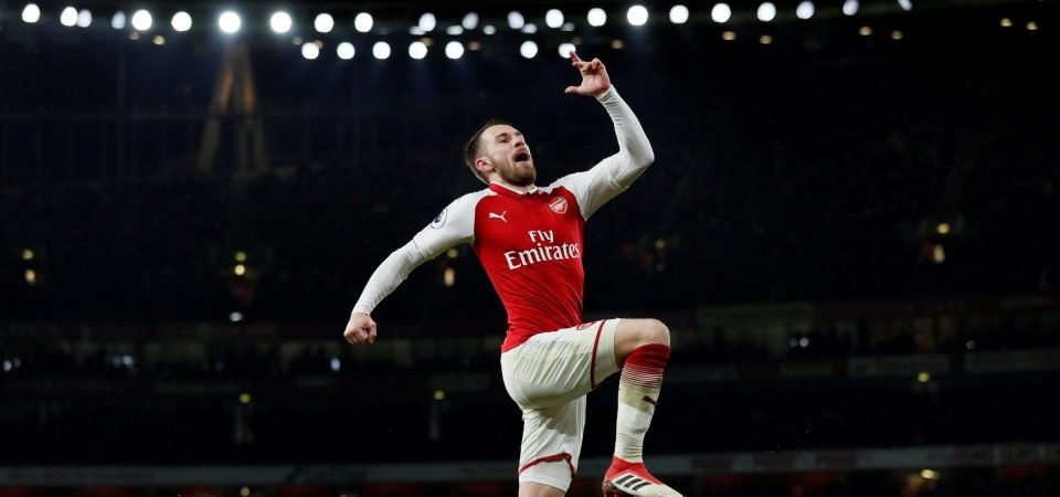 Arsenal fans react to Chelsea swoop for Ramsey
