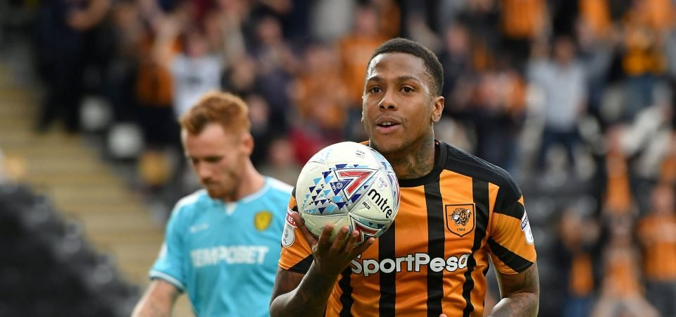Leeds fans are still praying they'll see Abel Hernandez at Elland Road next season