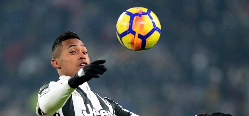 Alex Sandro is Jose Mourinho's number one target this summer