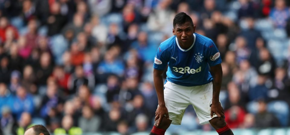 Morelos linked with Bordeaux move, Rangers fans react