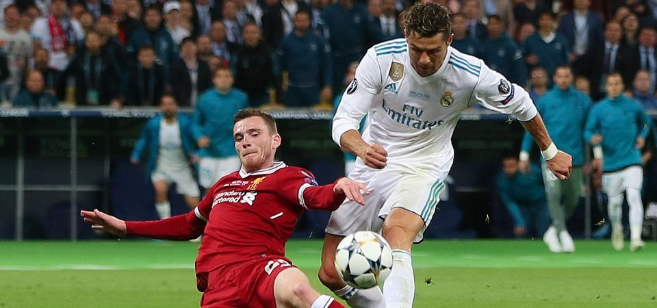 Why Liverpool fans were so impressed with Andrew Robertson vs Real Madrid