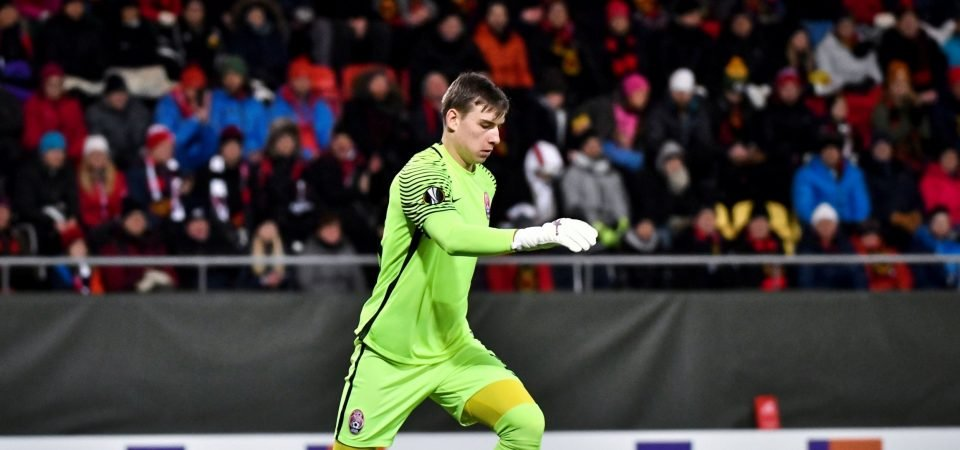Lunin's experience at such a young age demonstrates potential Liverpool should pursue