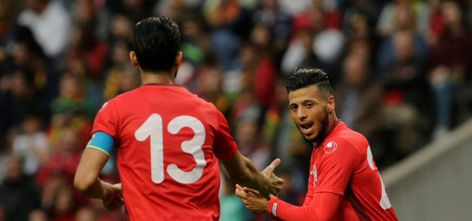 Anice Badri could be Tunisia's danger man England need to prepare for