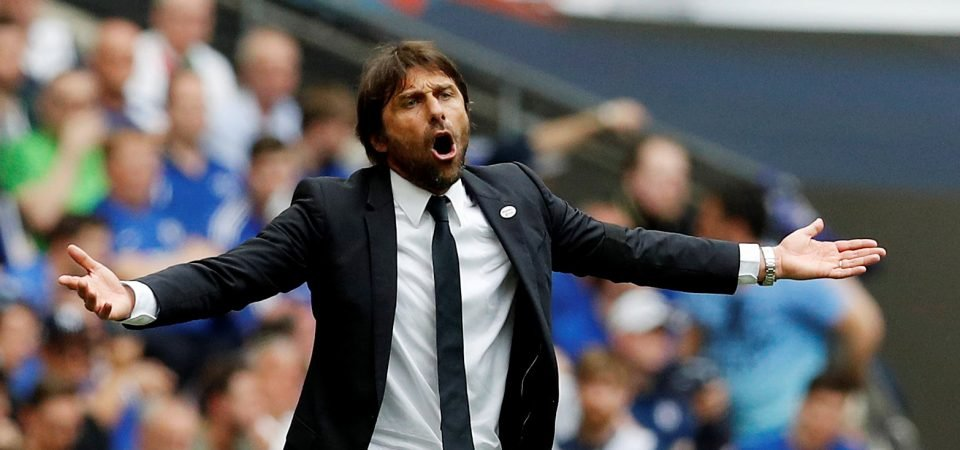Antonio Conte would bring a much-needed strict approach to Spurs