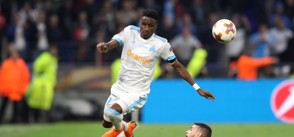 Man United fans urge club to sign Bouna Sarr after Europa League final display