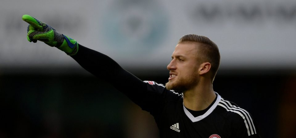 Leeds should forget about signing Angus Gunn and get Daniel Bentley instead