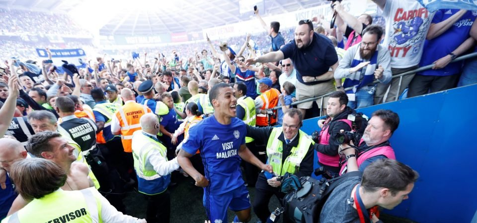 Fans react as Cardiff secure automatic promotion to the Premier League