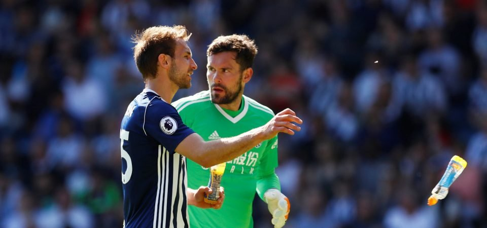 Dawson and Foster refuse to go on West Bromwich Albion's pre-season tour, fans react