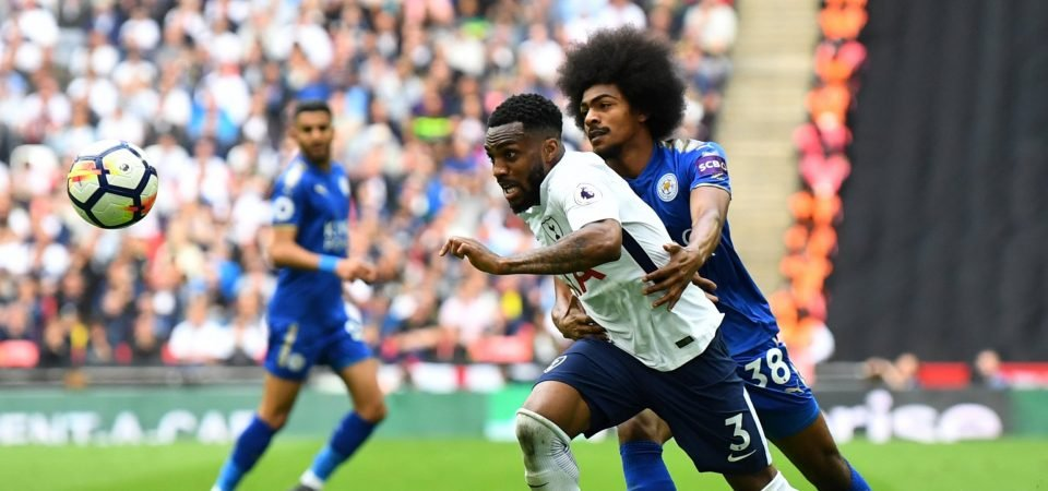 Danny Rose is a viable long-term replacement for Leighton Baines