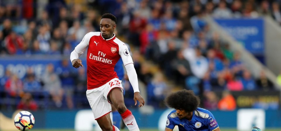 Arsenal fans split over Welbeck future