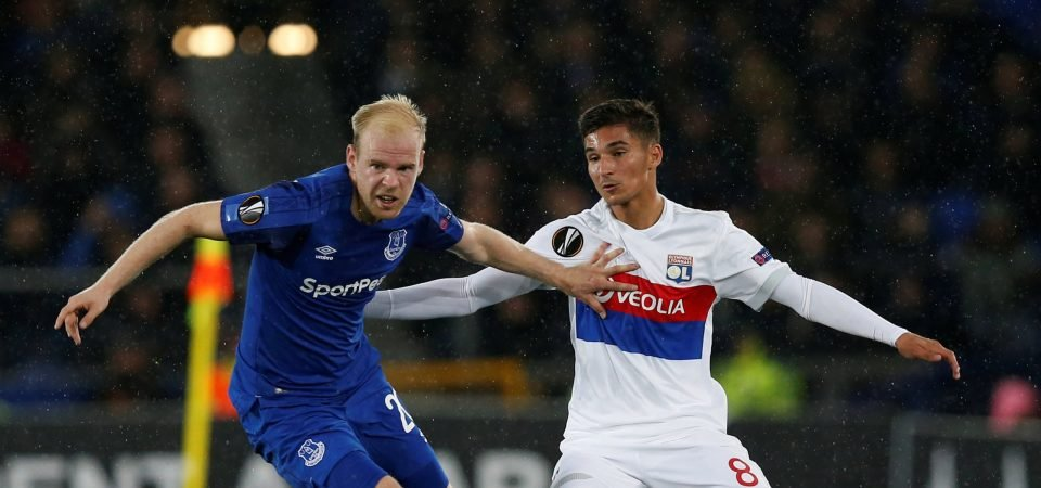Everton fans love Klaassen comments on future