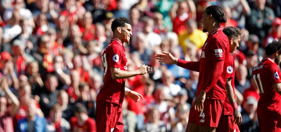 Liverpool fans are excited about Solanke's future after first goal for the club