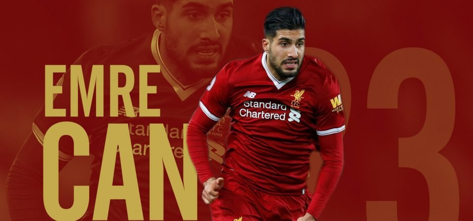 Emre Can is the perfect signing for Chelsea as they enter new era of austerity