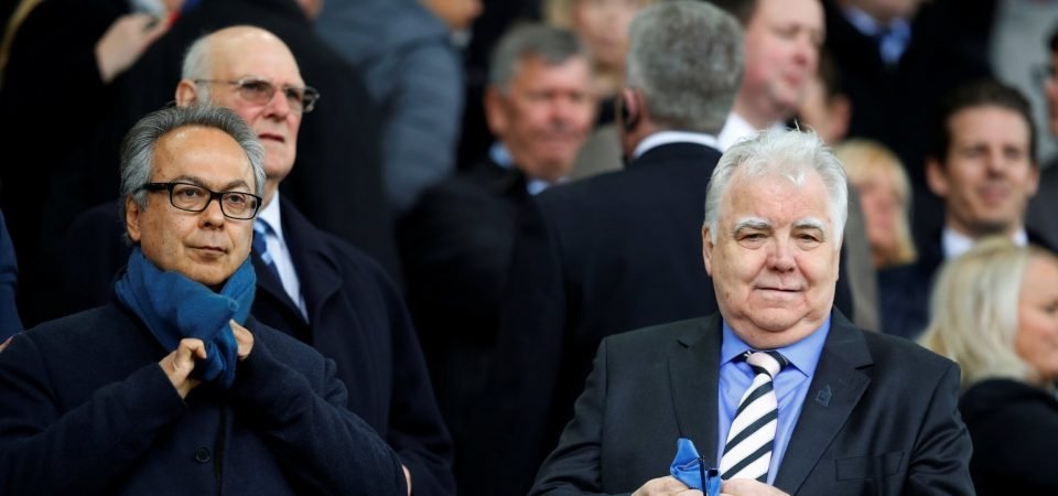 Exclusive: Ex-Everton man pinpoints ideal next boss