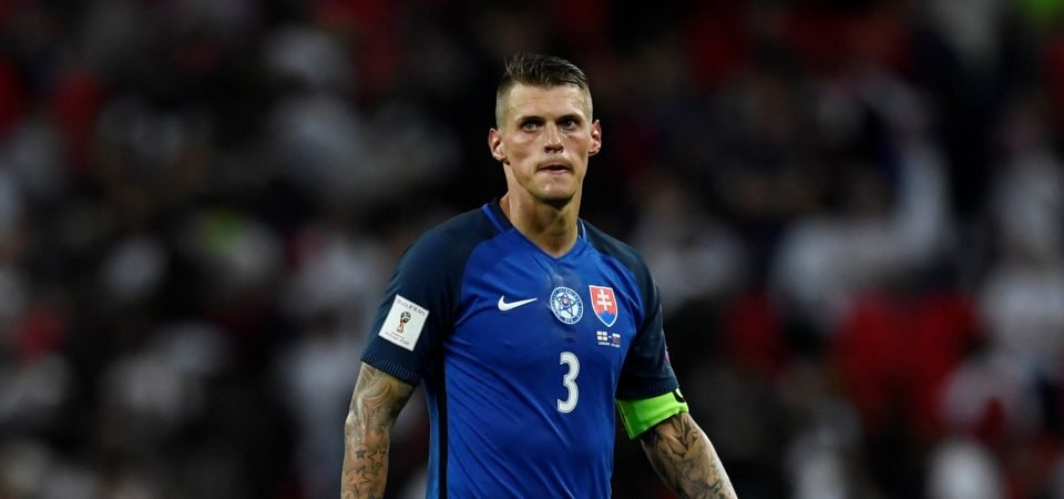 Rangers fans are excited about potentially signing Martin Skrtel