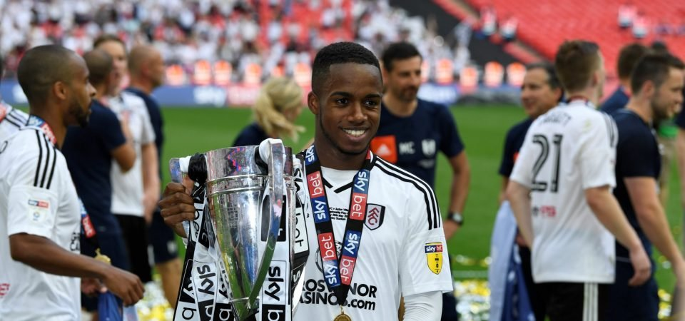 Manchester United fans would love to sign Sessegnon after play-off performance