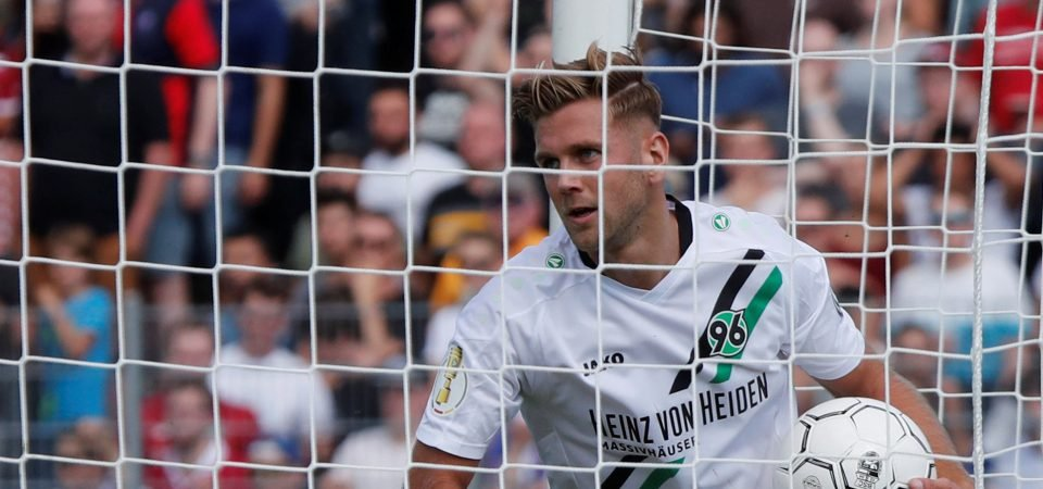 Newcastle may find their perfect target man with Füllkrug