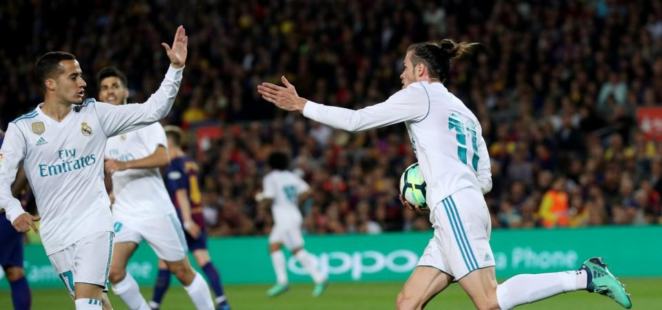Arsenal fans want new manager to sign Gareth Bale from Real Madrid