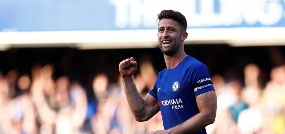Gary Cahill to snub Aston Villa to remain in Premier League