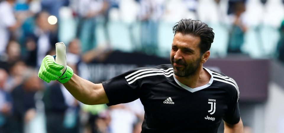 Liverpool fans would love to see Gianluigi Buffon at the club this summer