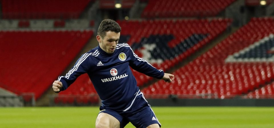 Revealed: 62% of Celtic fans do not believe John McGinn is worth £4m asking price
