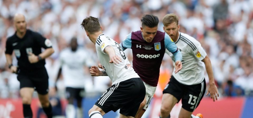 Aston Villa fans hate the thought of losing Jack Grealish as links to big sides emerge