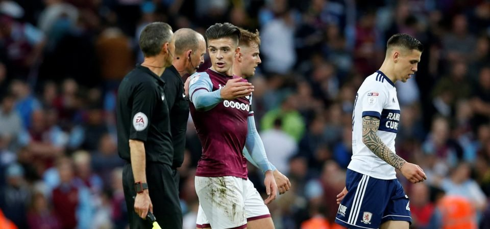 Newcastle must move for impressive Jack Grealish if Aston Villa don't win promotion