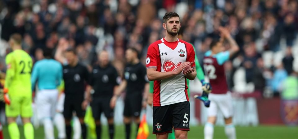 Southampton fans furious with Jack Stephens after performance in Burnley defeat